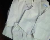 COSTUME LIN 3 Pièces (Junior) - COSTUME qualité LIN à 55% - pour SAISON ETE.