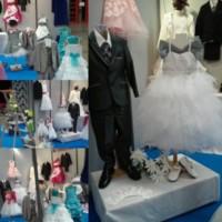 frutti Mode présente ses tenues de cérémonie pour enfants à Rezé et Pontchateau à l'occasion des salons du mariage