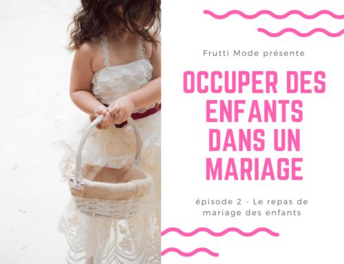 Nos idées pour occuper des enfants dans un mariage – Part 2
