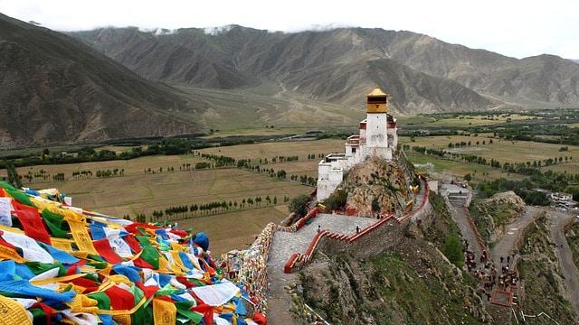 Traditions de mariage au Tibet