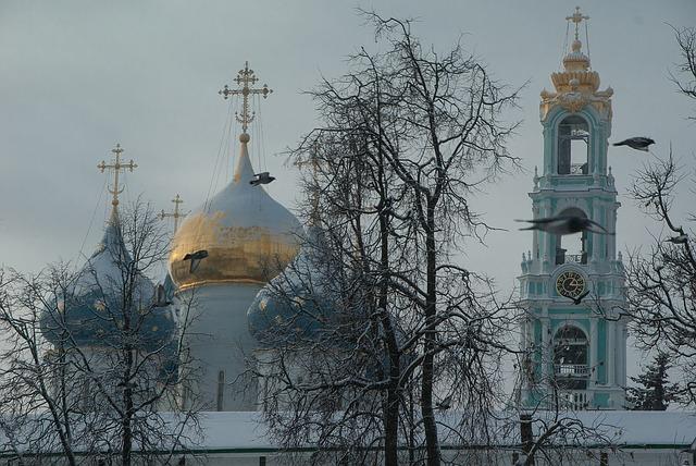 Les traditions de mariage en Russie
