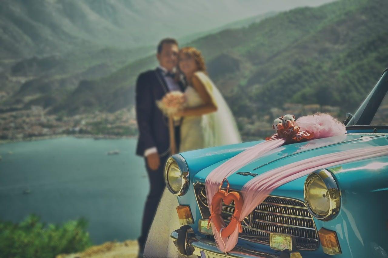 les conseils de frutti mode pour choisir la voiture de votre mariage