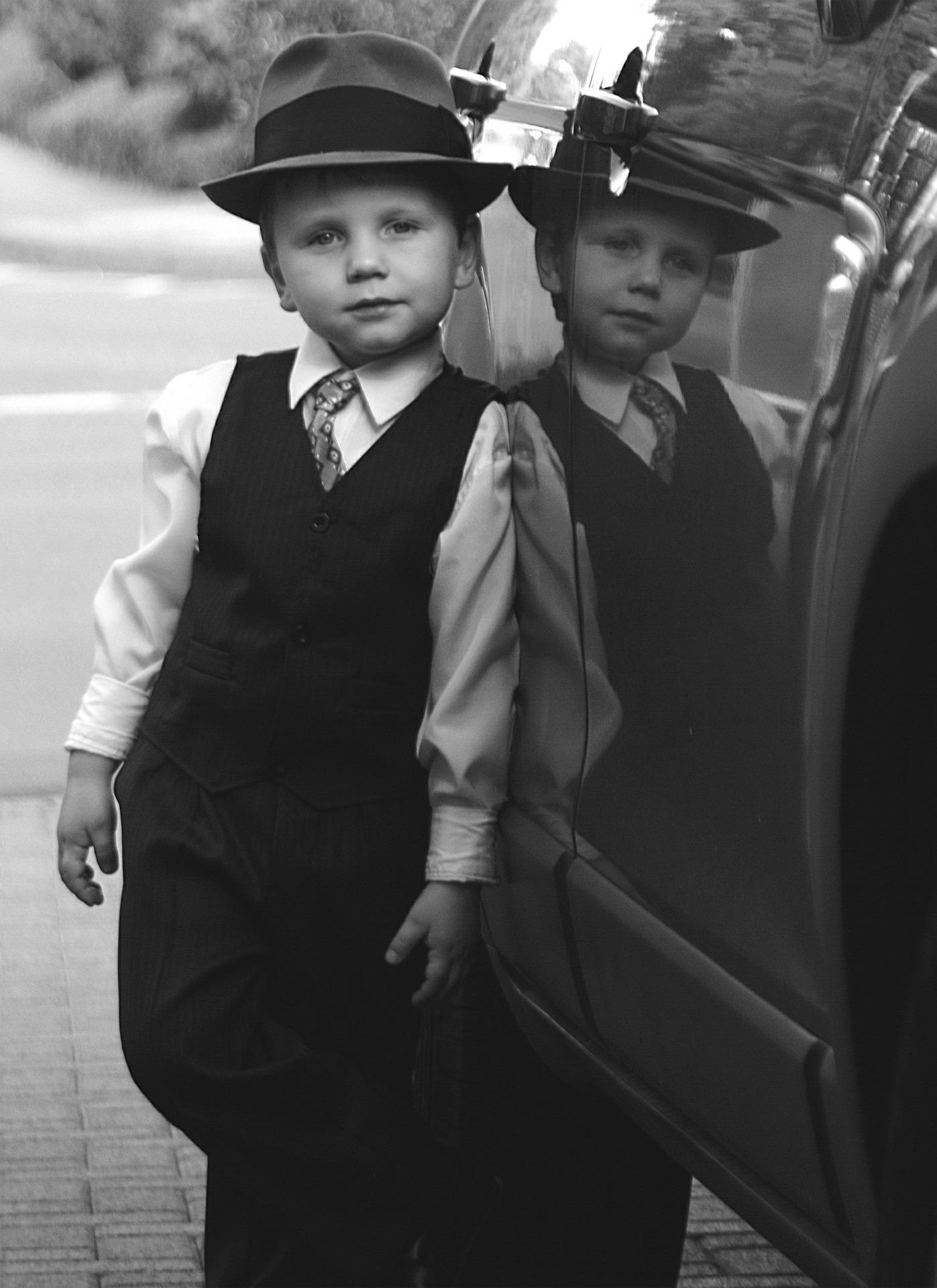 Comment devenir mannequin enfant